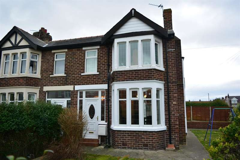 3 Bedrooms End Of Terrace House for sale in Acre Gate, Blackpool, FY4 3LE