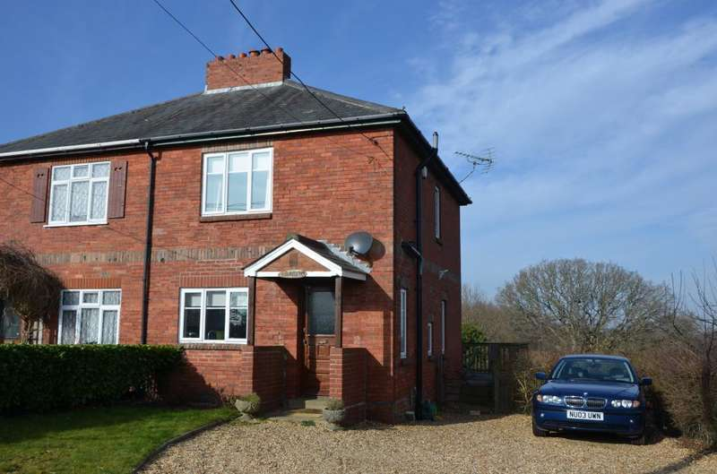 3 Bedrooms Semi Detached House for sale in WIMBORNE