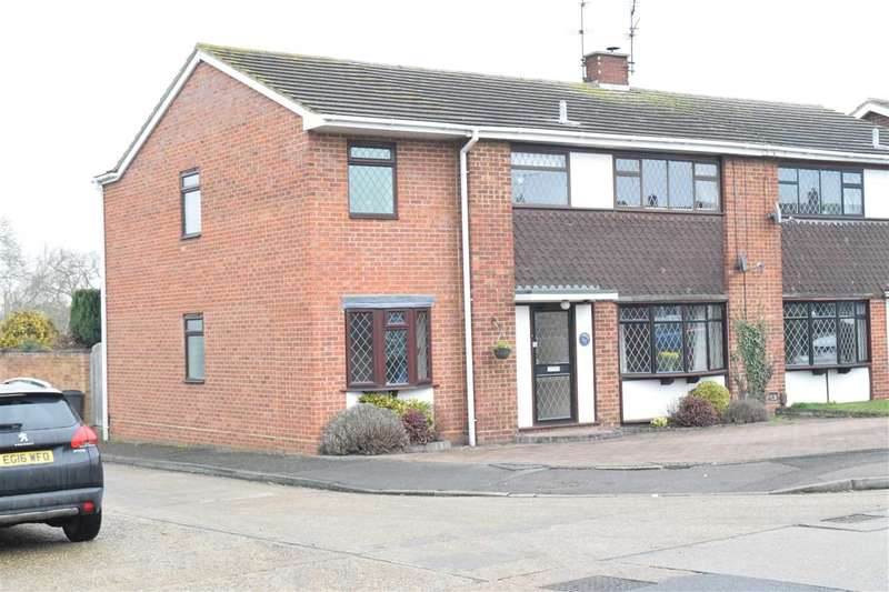 4 Bedrooms Semi Detached House for sale in Waveney Drive, Chelmsford