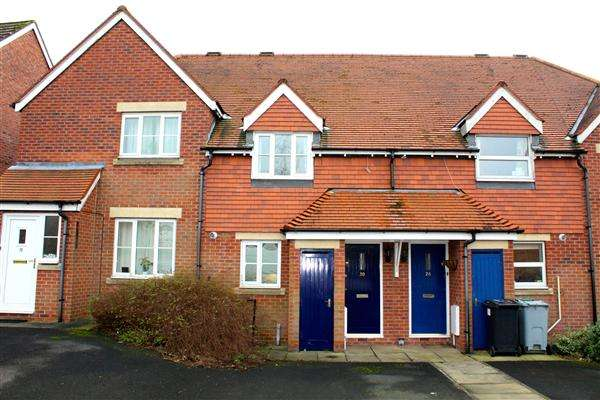 2 Bedrooms Terraced House for sale in Brynmore Drive, Macclesfield