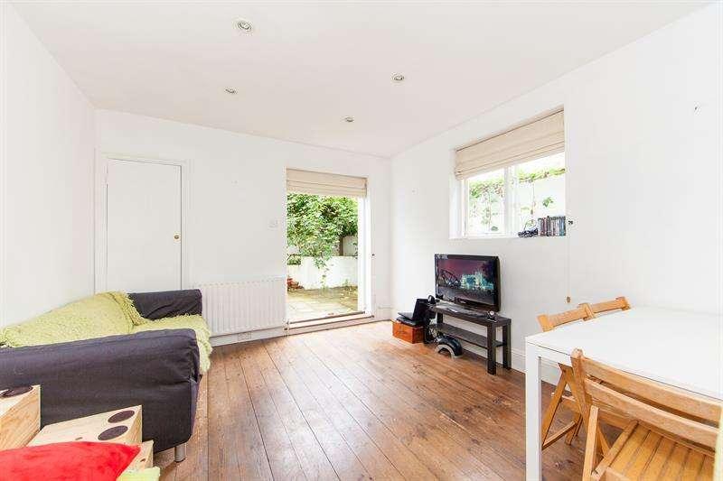 2 Bedrooms Flat for sale in Fabian Road, London, SW6