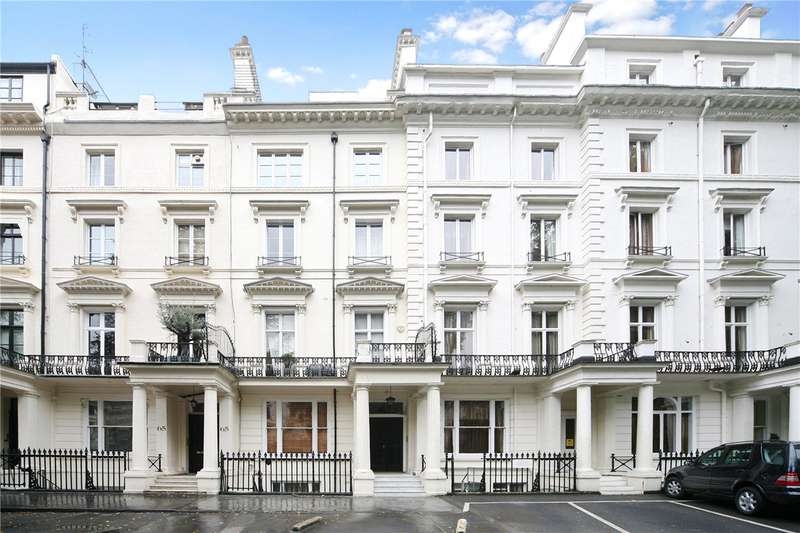 2 Bedrooms Maisonette Flat for sale in Westbourne Terrace, Notting Hill, London, W2