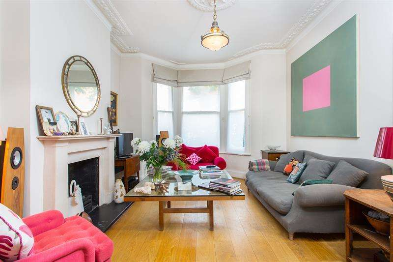 5 Bedrooms Terraced House for sale in Arminger Road, Shepherds Bush, W12