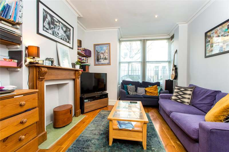 1 Bedroom House for sale in Holme House, Sulgrave Road, Brook Green, W6
