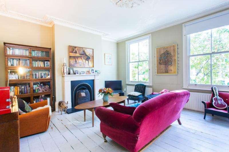 4 Bedrooms Terraced House for sale in Axminster Road, London, N7