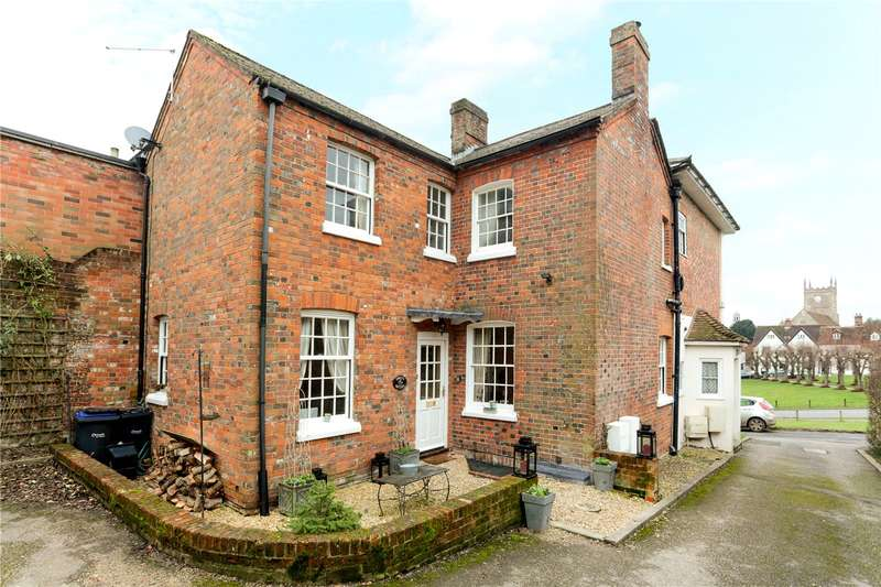 2 Bedrooms Semi Detached House for sale in The Green, Marlborough, Wiltshire, SN8
