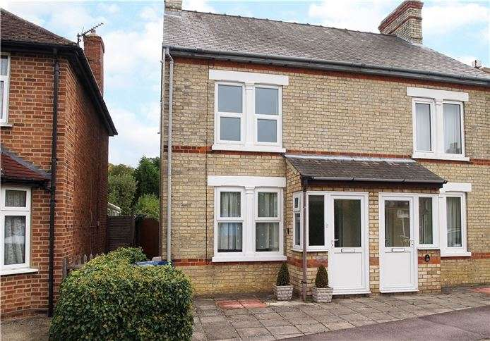 3 Bedrooms Semi Detached House for sale in Highfield Road, Impington, Cambridge