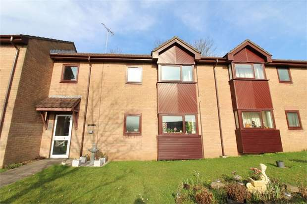 1 Bedroom Flat for sale in Uplands Court, Rogerstone, NEWPORT