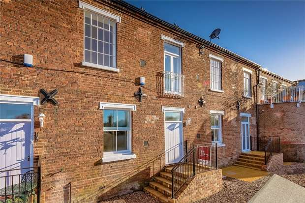 3 Bedrooms Terraced House for sale in Horsehay Court, Horsehay, Telford, Shropshire