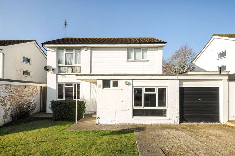 4 Bedrooms House for sale in Ferndown Close, Pinner, Middlesex, HA5