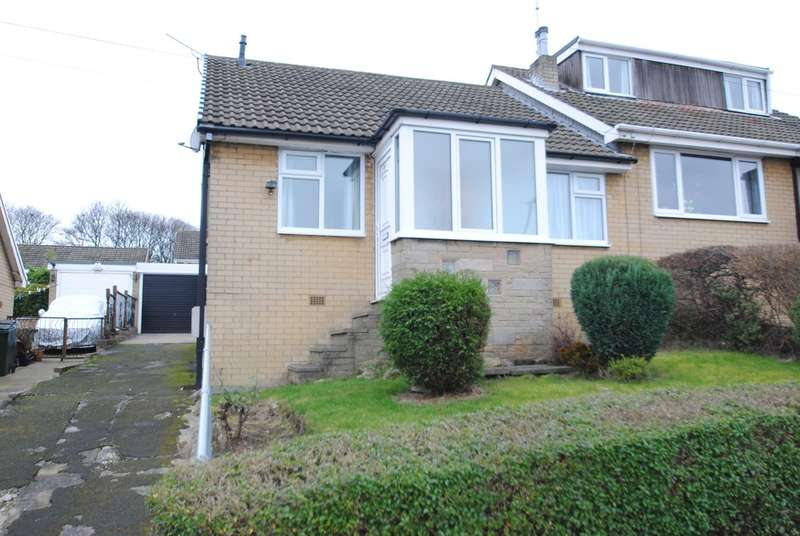 2 Bedrooms Semi Detached Bungalow for sale in Benton Way, Kimberworth, Rotherham