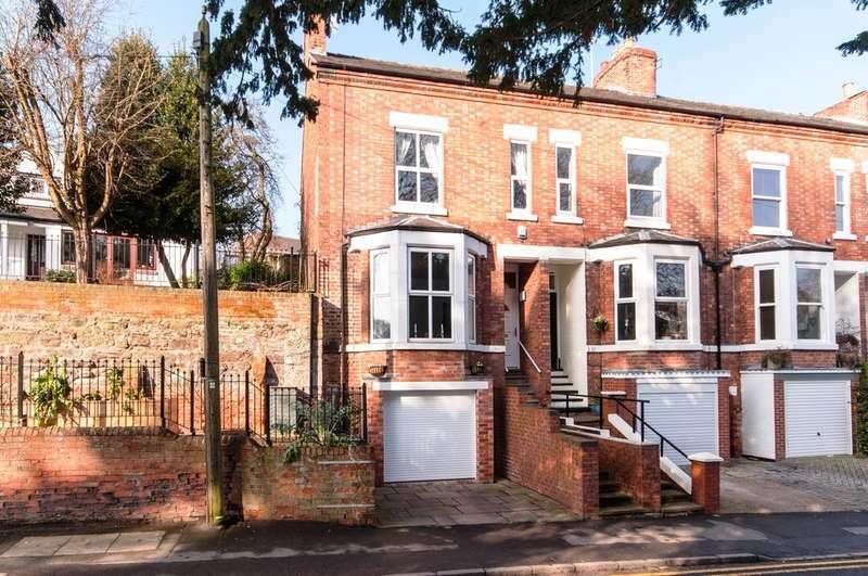 3 Bedrooms End Of Terrace House for sale in Bondgate, Castle Donington