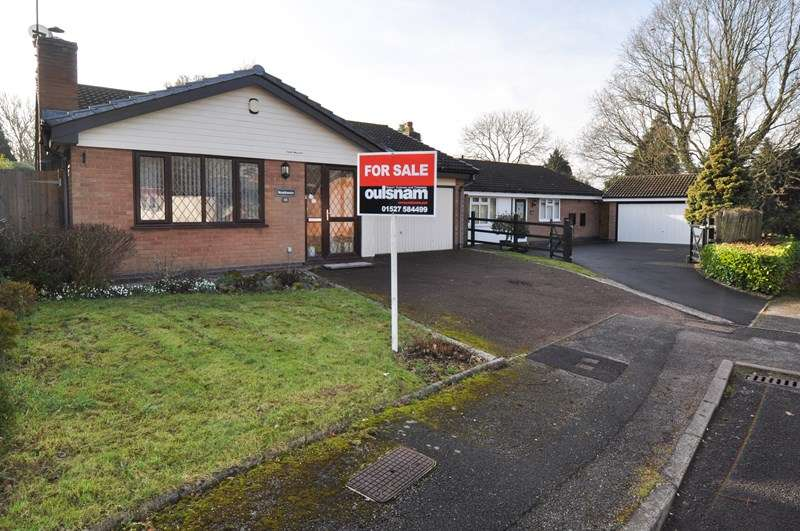 3 Bedrooms Detached Bungalow for sale in Belmont Close, Webheath, Redditch