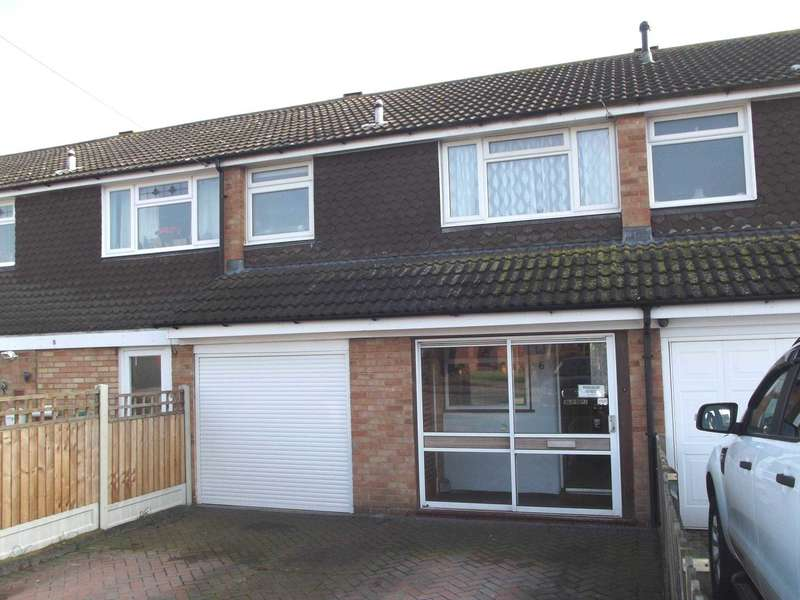 3 Bedrooms Terraced House for sale in Gloucester Ave, Maldon