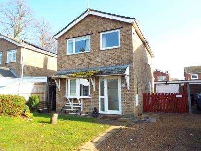 3 Bedrooms Detached House for sale in Snettisham, King's Lynn, Norfolk