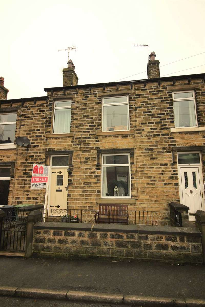 3 Bedrooms Terraced House for sale in Holyoake Terrace Linthwaite