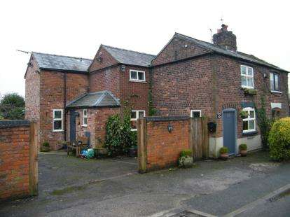 4 Bedrooms Semi Detached House for sale in Byley, Middlewich, Cheshire
