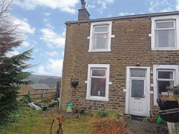 2 Bedrooms Terraced House for sale in South View, Farnhill, Keighley, North Yorkshire