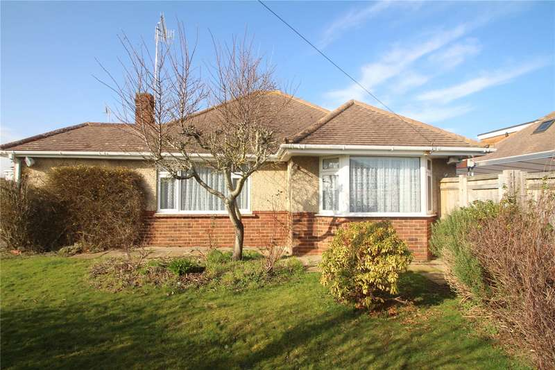2 Bedrooms Detached Bungalow for sale in Cokeham Lane, Sompting, West Sussex, BN15