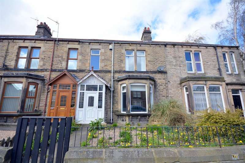 4 Bedrooms Terraced House for sale in Cockton Hill Road, Bishop Auckland, DL14 6AH