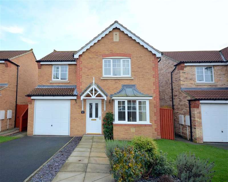 4 Bedrooms Detached House for sale in St. Cuthberts Way, Bishop Auckland, DL14 6EQ