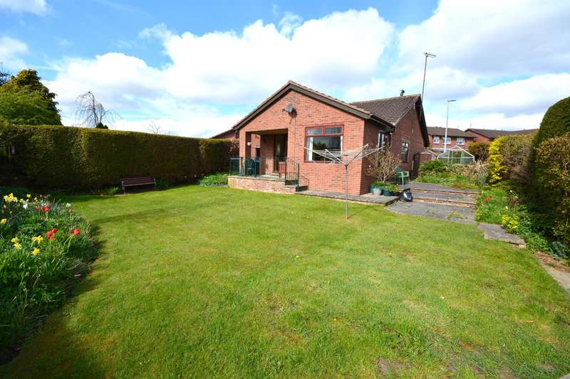 3 Bedrooms Bungalow for sale in Shawbrow View, Bishop Auckland, DL14 6XH