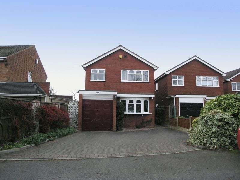 3 Bedrooms Detached House for sale in BRIERLEY HILL, QUARRY BANK, Thorns Avenue