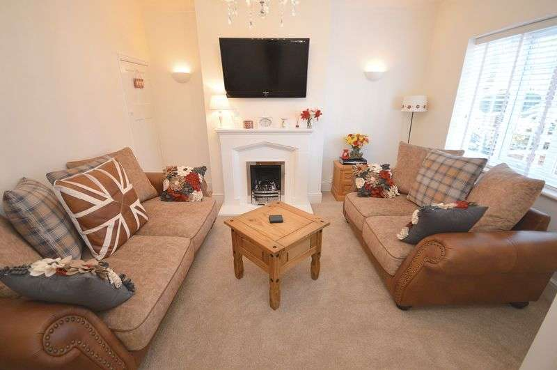 2 Bedrooms Terraced House for sale in Jubilee Way, Widnes