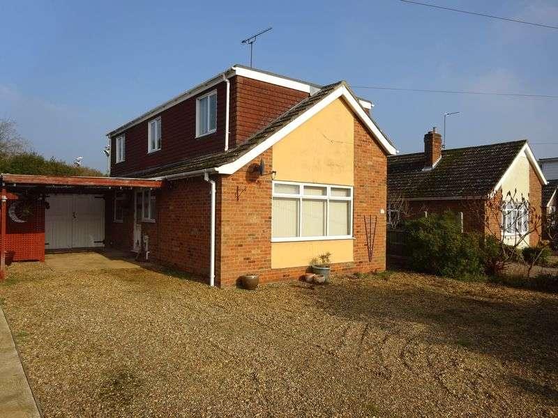 3 Bedrooms Detached Bungalow for sale in Laburnum Avenue, Taverham, Norwich