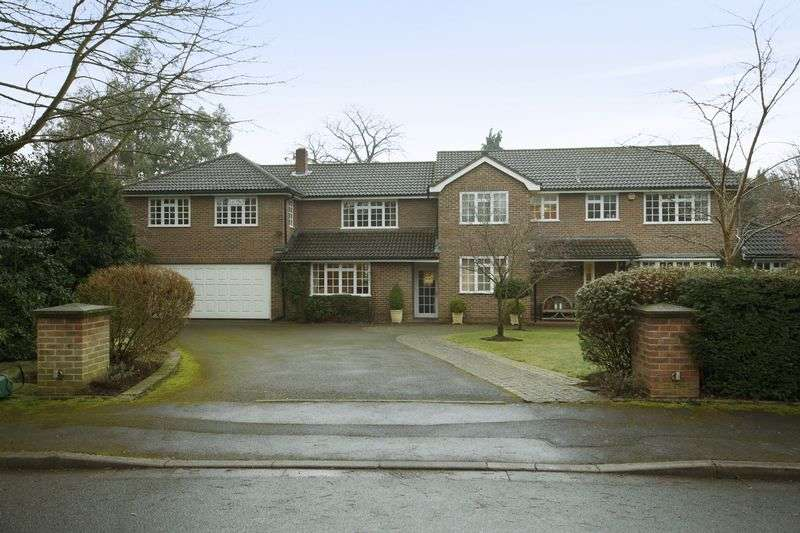 6 Bedrooms Detached House for sale in Ashcroft Park, Cobham