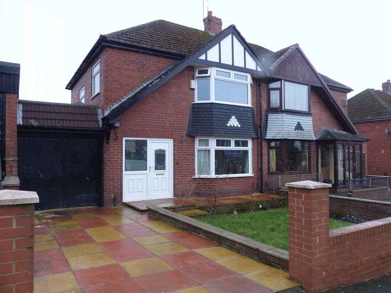 3 Bedrooms Semi Detached House for sale in Sholver Hill Close, Moorside