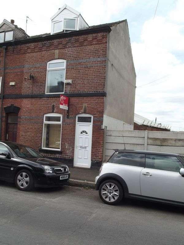 3 Bedrooms Terraced House for sale in York Street, Bury