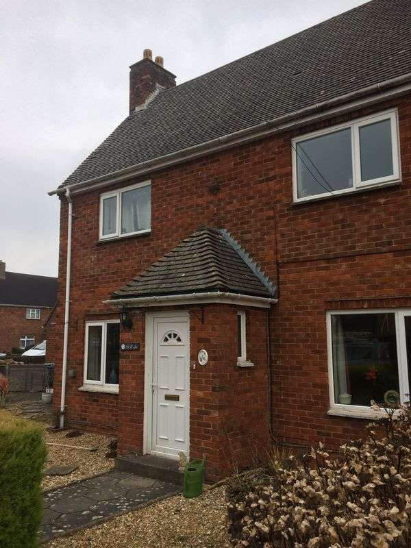 3 Bedrooms Semi Detached House for sale in Ferris Mead, Warminster