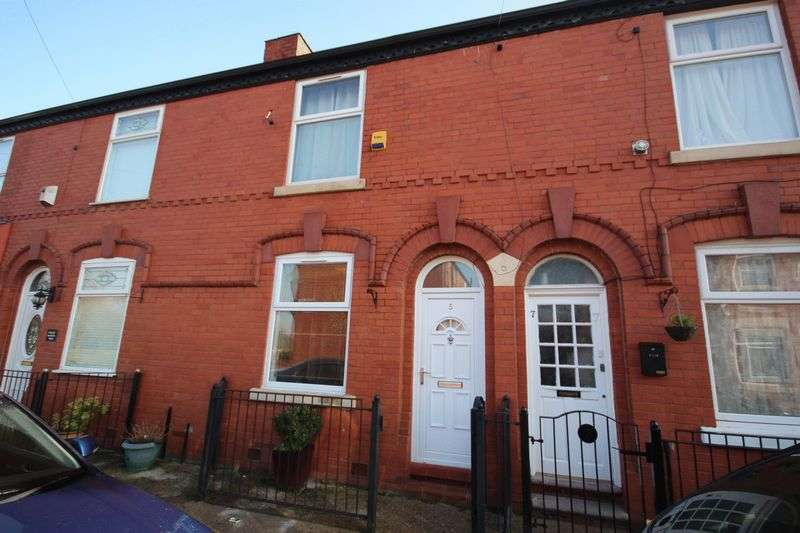 2 Bedrooms Terraced House for sale in Nepaul Road, Blackley, Manchester, M9 4EA