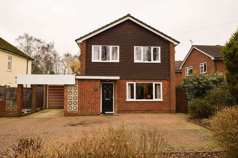 3 Bedrooms Detached House for sale in Ship Lane, Farnborough