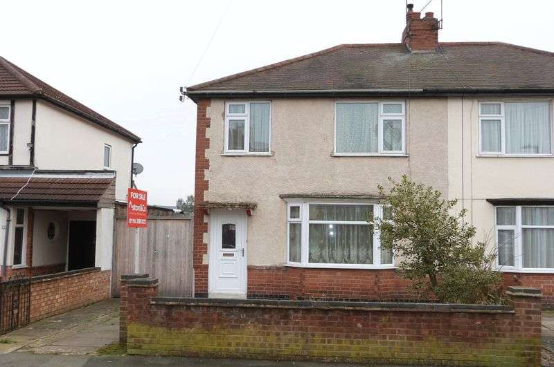 3 Bedrooms Semi Detached House for sale in Marstown Avenue, South Wigston