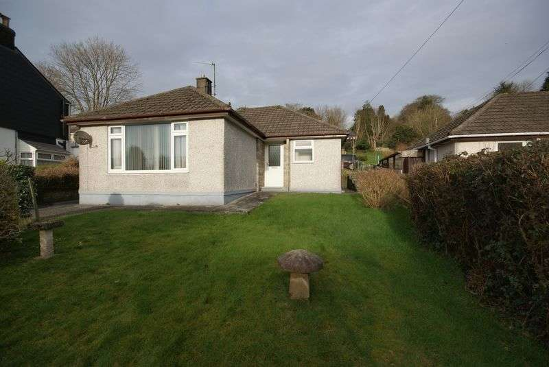 3 Bedrooms Detached Bungalow for sale in Berrycoombe Road, Bodmin