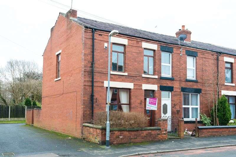 2 Bedrooms Terraced House for sale in Mill Lane, Coppull