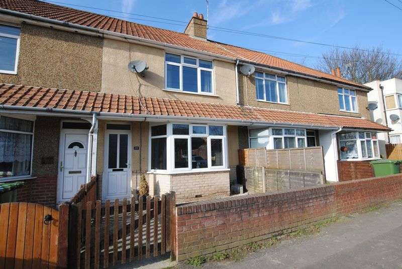 3 Bedrooms Terraced House for sale in Woodley Road, Woolston