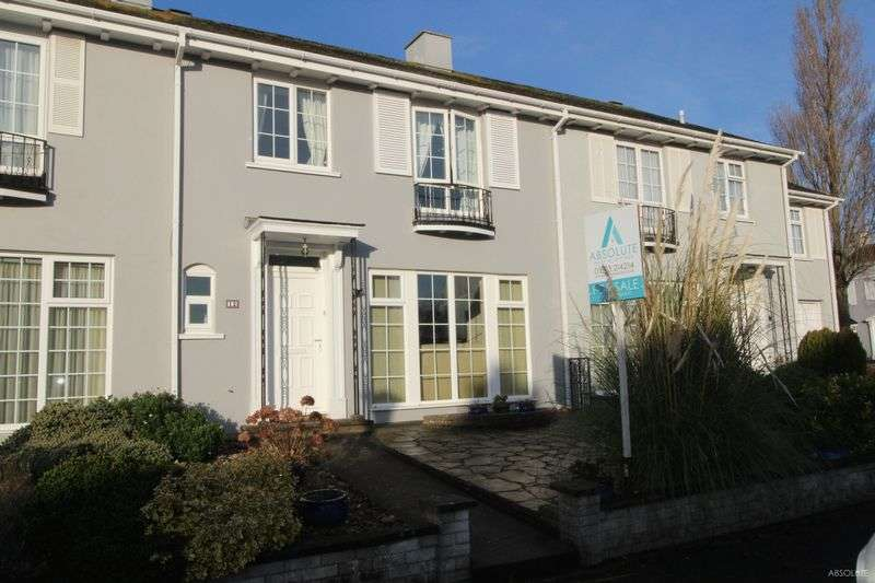 3 Bedrooms Terraced House for sale in Ansteys Close, Torquay