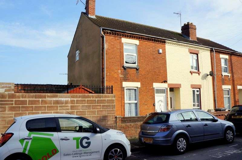 3 Bedrooms Terraced House for sale in Napier Street, Gloucester