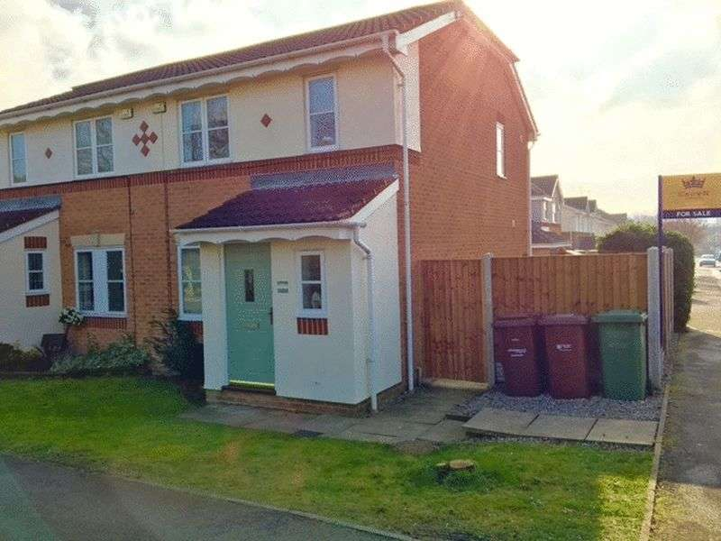 3 Bedrooms Semi Detached House for sale in Providence Green, Pontefract