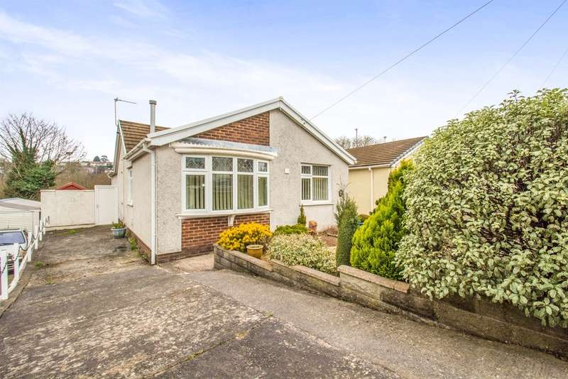 3 Bedrooms Semi Detached Bungalow for sale in Fairview Close, Pontyclun