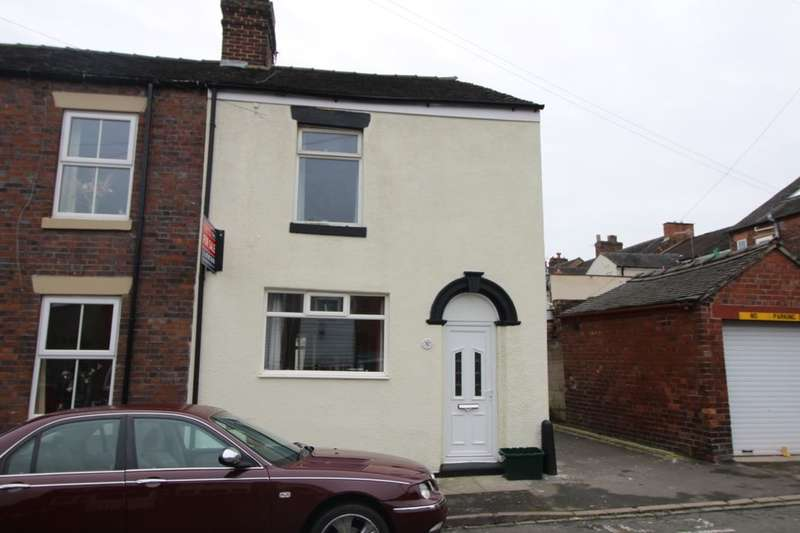 2 Bedrooms Property for sale in Rawlins Street, Northwood, Stoke-On-Trent, ST1