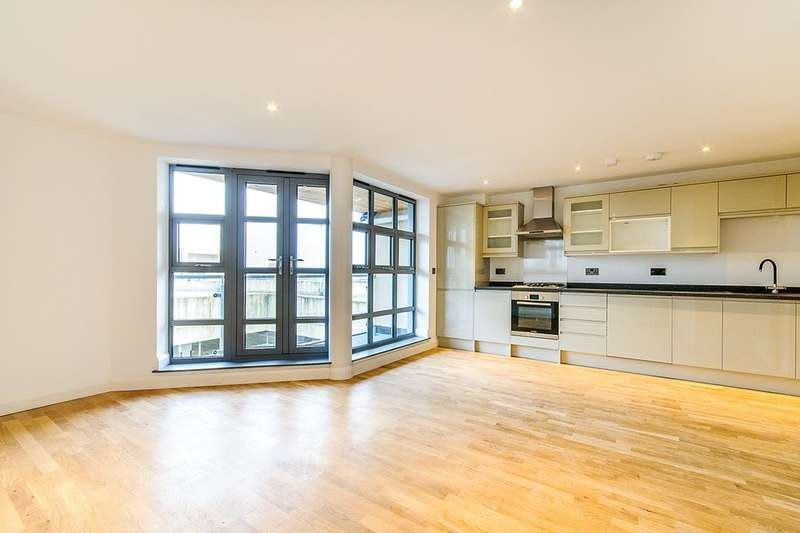 2 Bedrooms Flat for sale in Liberty Court Cliff Street, Ramsgate, CT11