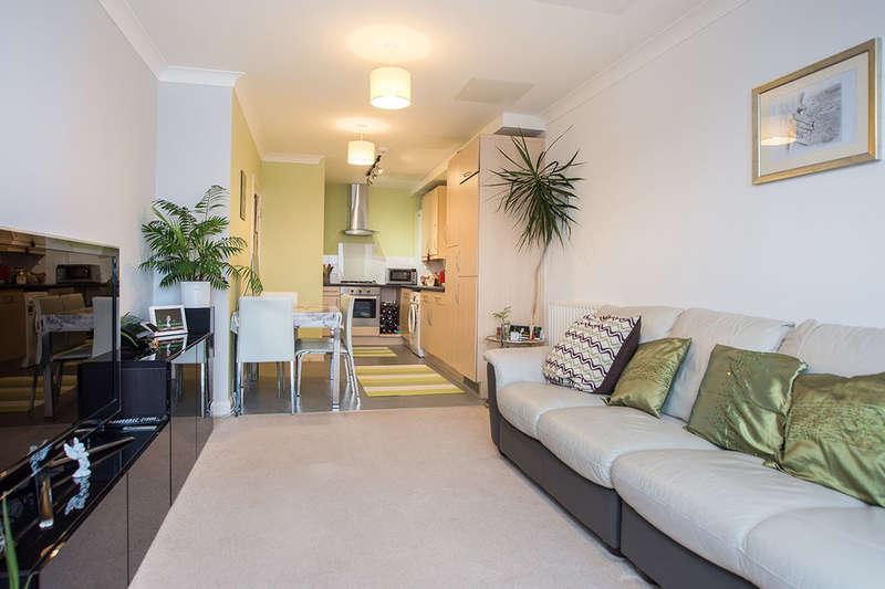 1 Bedroom Flat for sale in Kingston Road, New Malden, KT3