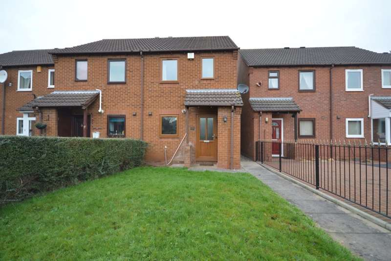 2 Bedrooms Property for sale in Columbine Way, Donnington, Telford, TF2