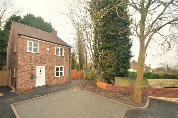 3 Bedrooms Detached House for sale in Hodge Bower, Ironbridge, Shropshire