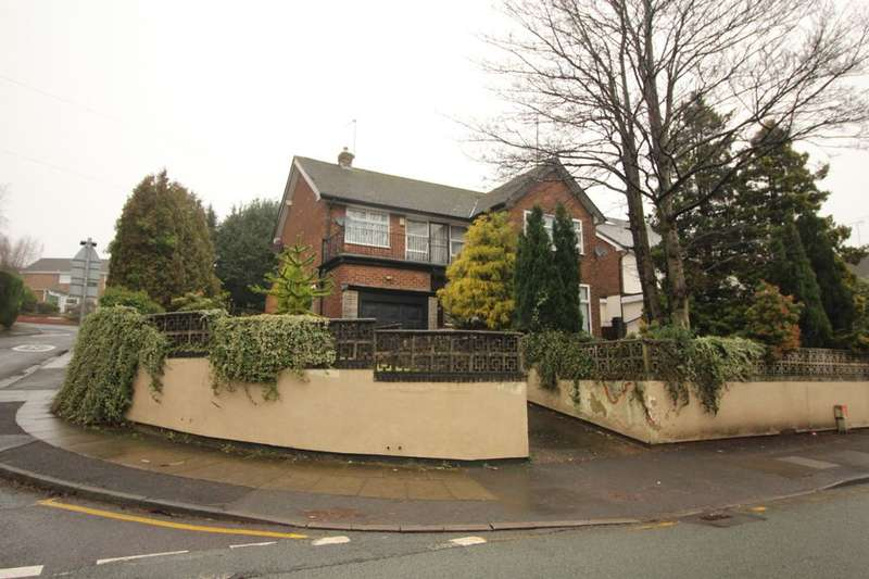 4 Bedrooms Detached House for rent in Park Lane, Whitefield, Manchester, M45