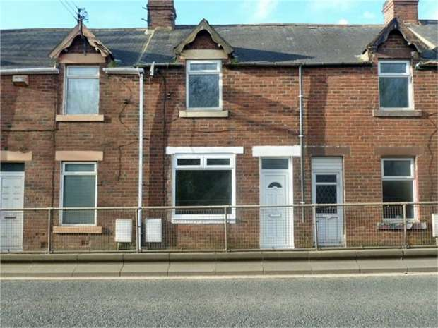 2 Bedrooms Terraced House for sale in Dunelm Terrace, Dalton-le-Dale, Seaham, Durham